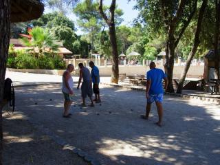 Activités en libre accès camping