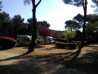 Emplacement Camping-Car Hors Saison