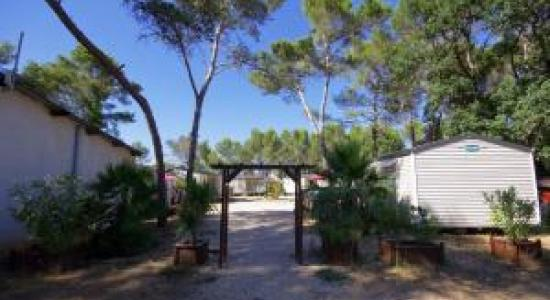 Location Mobil-Home Pinède : 4 personnes